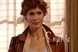 Les acteurs qui ont joué plusieurs rôles dans le feuilleton - Page 7 Sophie